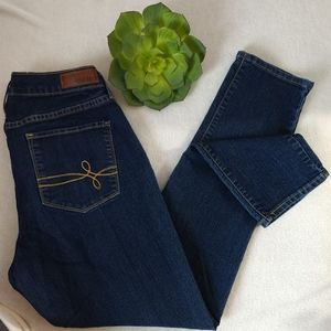 Denizen from Levi's Curvy Skinny Jeans Size 10
